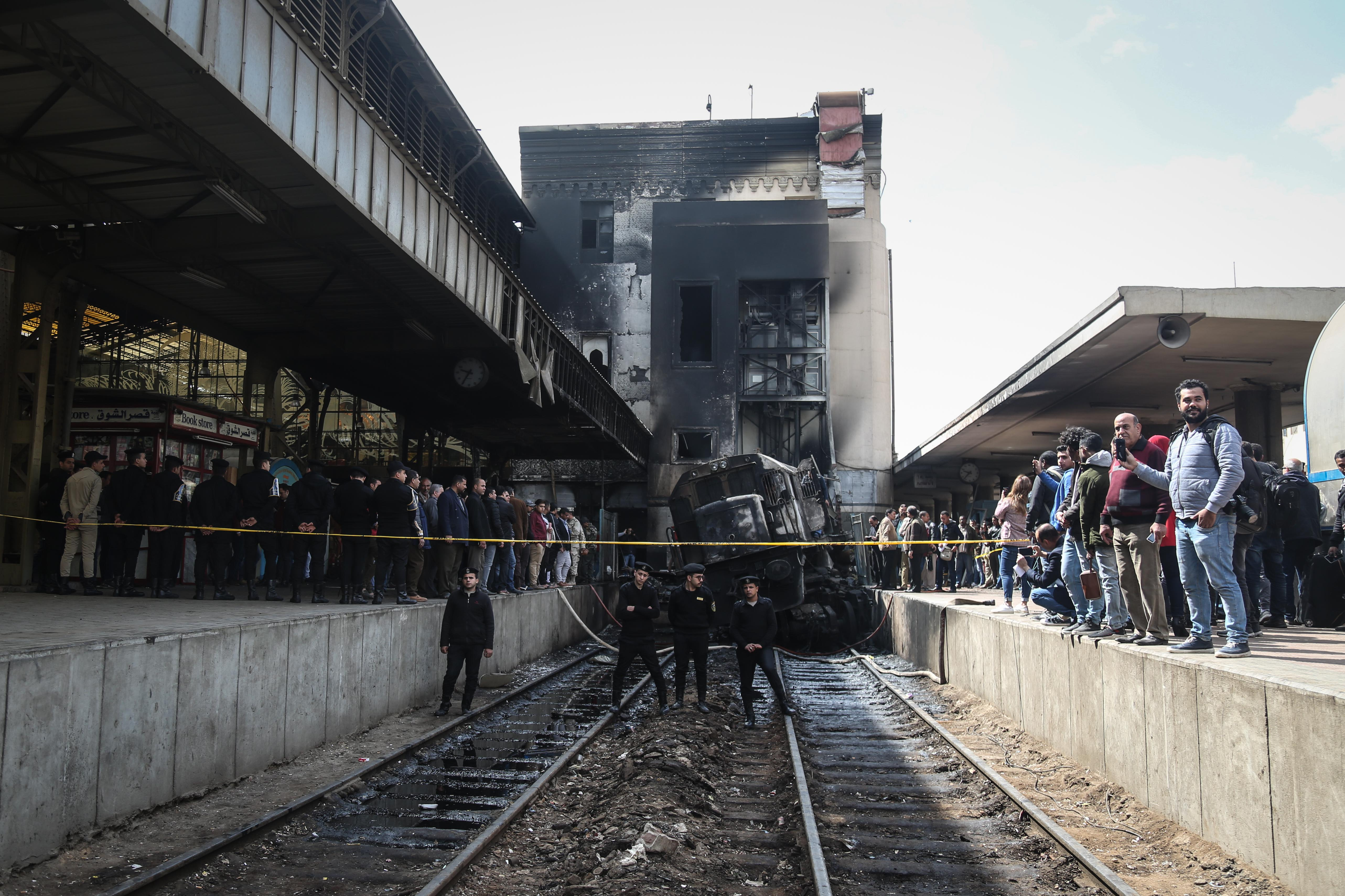 After over 20 people were killed and 45 injured in the Ramses Railway  Station train crash last week, the country inevitably began debating the  causes of the ...