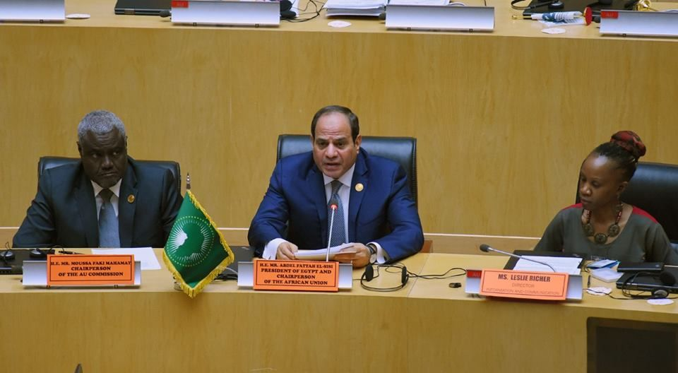 Calling a coup a coup? Egypt's African Union bid to make