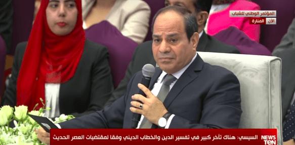 صوّر، ذيع، شيّر.. حفلة «اتهامات» على السوشيال ميديا بعد رد السيسي   مدى مصر